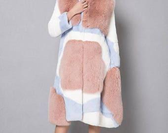 OOAK HAUTE fur coat