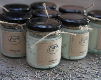 All Natural Hand Poured Vegan Soya Wax Candles