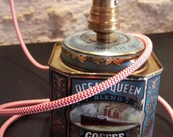 Vintage lamp / / lighting / / housewarming gift / / gift birthday //Eclairage