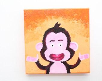 Monty the monkey