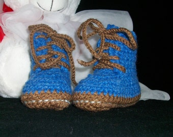 Lil' Man or Girl Work Boots