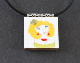 Fun Jewellery. Original Designs. Abigail