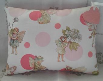 Pink Fairy Cushion