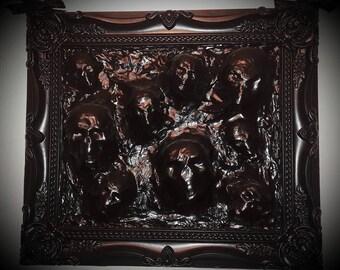 Demons 3d Frame