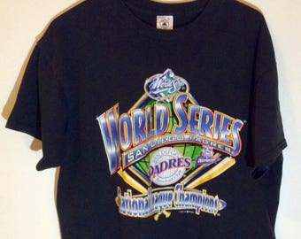 1998 San Diego Padres World Series T-Shirt