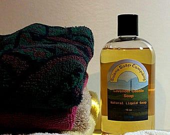 Lavender Infused 16 fl oz Liquid Castile Soap
