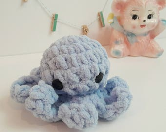 Octopus Crochet Amigurumi