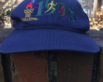1996 Atlanta Olympics Hat