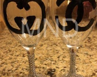 Designer Wine Glasses
