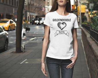 Goldendoodle mom - doodle mom - doodle mom shirt - goldendoodle mom shirt - dog mom tshirt - goldendoodle love  - dog mom shirt