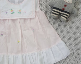 Vintage Cotton Sun dress
