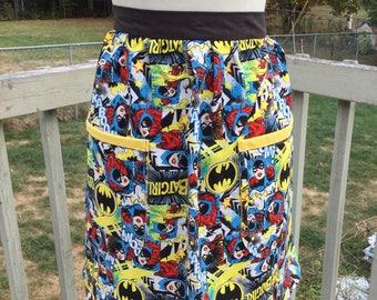 Batgirl Waist Apron