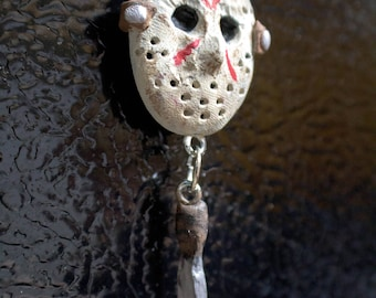 Halloween Magnet Jason Voorhees Friday the 13th
