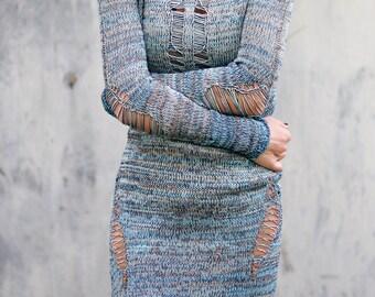 """Cotton dress Mhysa """"RHAEGAL''"""