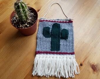 Saguaro Cactus Weaving