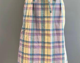 vintage ajustable skirt