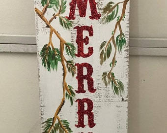 Have Yourself a Merry Lil' Christmas Sign