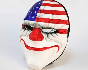 Dallas mask from Payday2