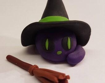 Miniature Witch Cat FurBall