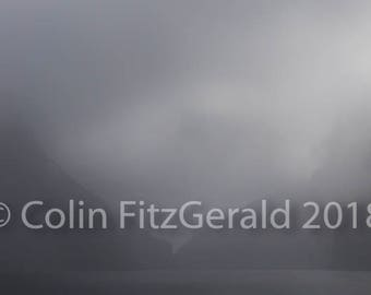 Fog in the Fiords 1