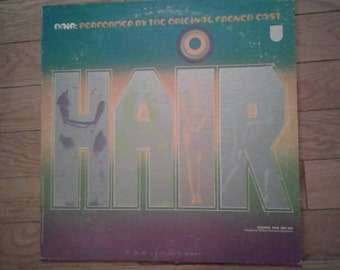 "HAIR  Record 12"""