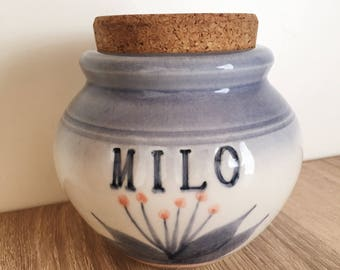Milo Canister