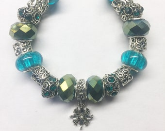 Pandora  bracelet- inspired