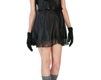 Redesigned Vintage Oscar de la Renta Pink Label Skirt Set (2 Pieces)