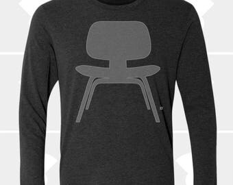 Eames Plywood - Unisex Long Sleeve Shirt