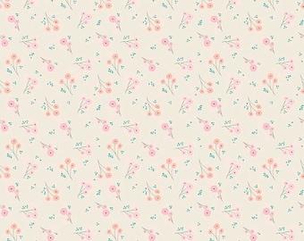 ON SALE Ava Rose By Deena Rutter Flower Cream