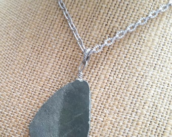 Pyrite Protection Necklace