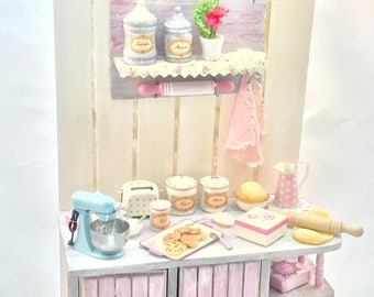 Cookies preparation scene