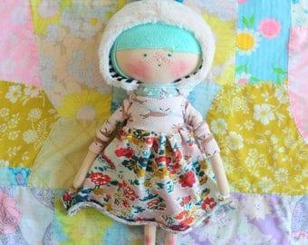 "Mint-Chip - 14"" Doll"