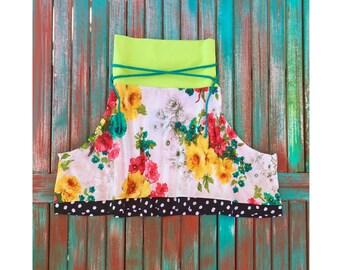 Flowers for You Dance Skirt