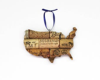 patriotic decor - 4th of July decor - wine gifts - patriotic art - 4th of July decoration - United States decor - Fourth of July decor
