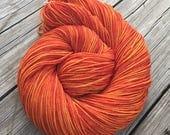 Hand Dyed DK Yarn Lusty W...