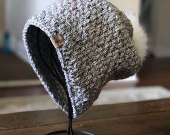 Crochet PATTERN Brighton Slouchy Crochet Slouchy Hat Pattern Includes Sizes for Baby, Toddler, Child, Adult Crochet Pattern