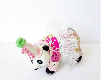 Polly the Panda Cake Topper