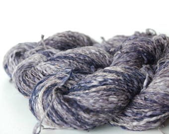 RAINDROPS ~ Plant dyed ~ Colours by Nature~ Cotton Linen Yarn hand dyed