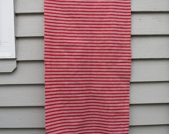 Vintage Piece of French Ticking