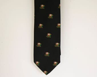 Vintage Santa Tie, WA King Co. for Robert Talbott's