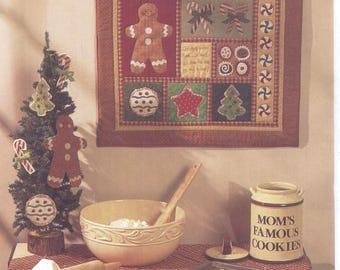 CHRISTMAS GOODIES Quilt Pattern - Uncut - Q058