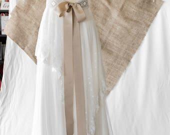 Bohemian wedding - country Rayfi - 12 months shipping dress