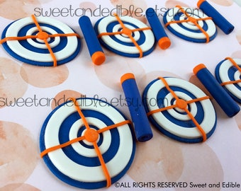 Edible Cake Decorations Target : 12 EDIBLE PIG Cupcake Toppers