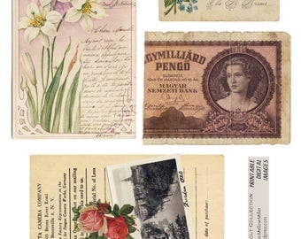 The Lucile Holt Collection - Printable Digital Images