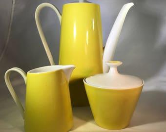 3 piece Fairwood Schonwald Tea Set
