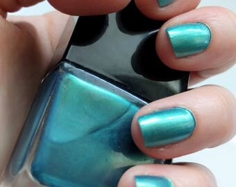 Envy - Green Blue Nail Polish, 5-free, Vegan
