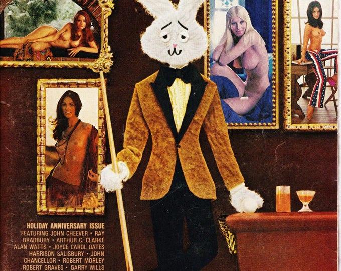 Vintage Playboy Magazine January 1972 With Germaine Greer, The Female Eunuch, Joe Frazier, Al Unser, Vida Blue And Kareem Abdul Jabbar
