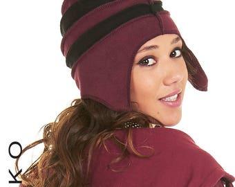 PIXIE HOOD, ELF Hood, Pixie hat, Fairy hood, pixie hat, pointy hat, fairy hat, Fchapx