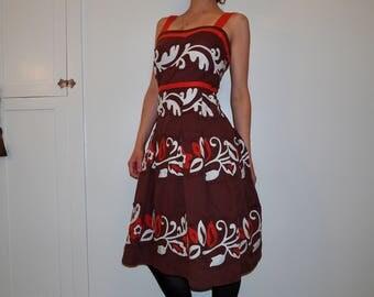 cacharel sun dress